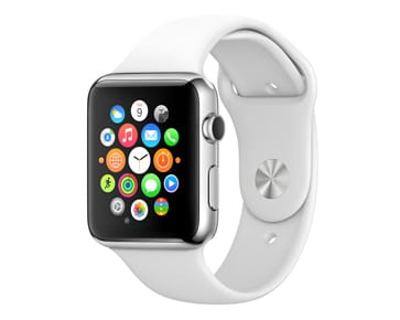 Apple Watch bianco