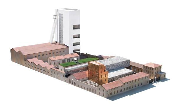 Progetto Fondazione Prada Milano