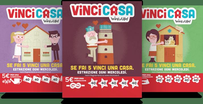 Gioca Facile Vinci Casa